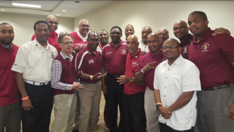 Ann Arbor Kappas with Grand Polemarch Battles
