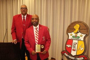 Pic-Brother of Year Awardee Stafford Watts 2016